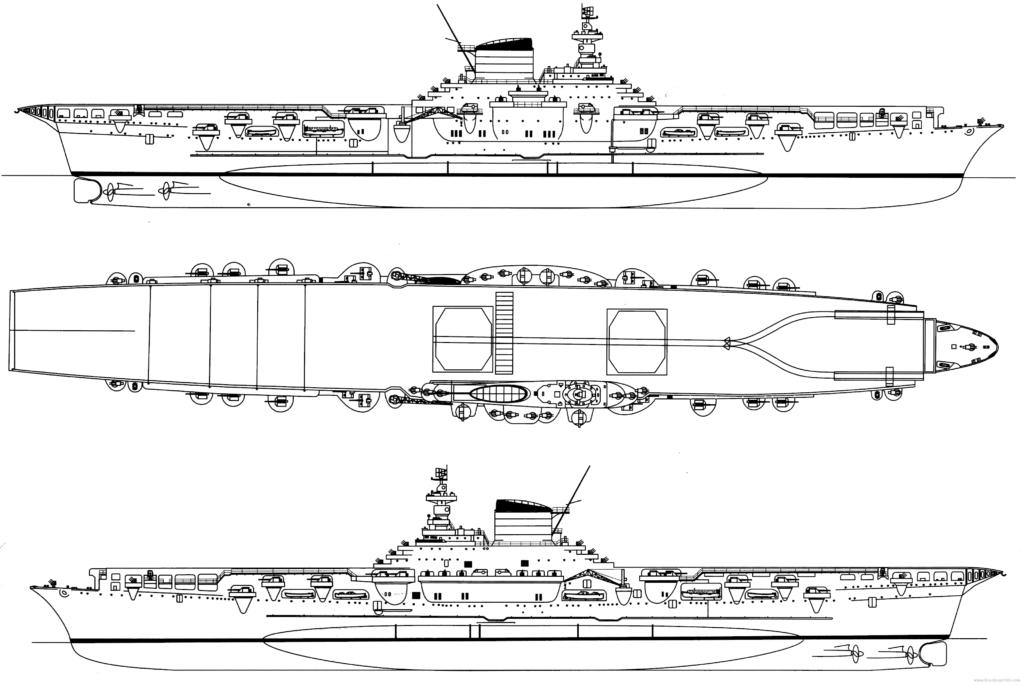 Aquila aircraft carrier blueprint