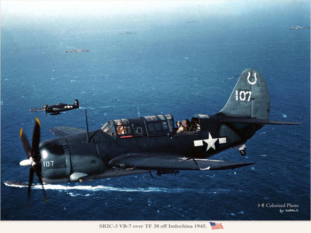 Curtiss SBC Helldiver