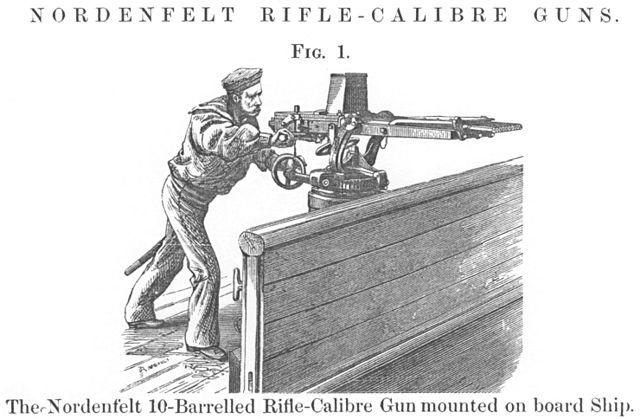 The 1873 patent of Swedish engineer Helge Palmcrantz.