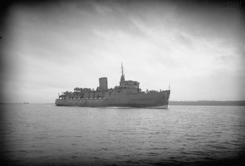 HMS Invicta