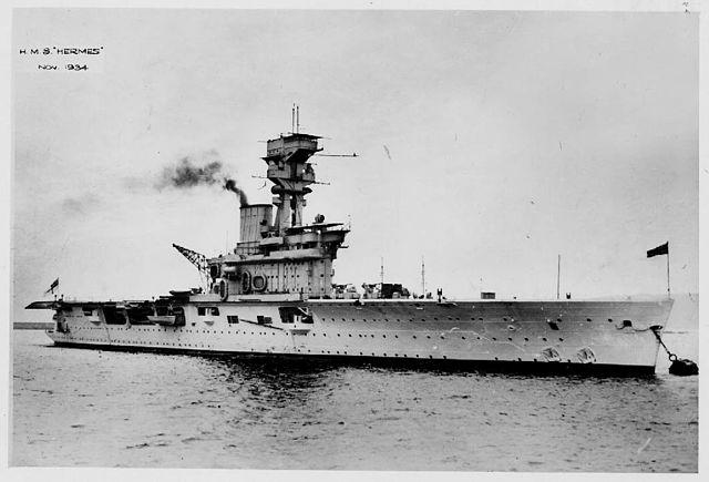 Hermes in 1934 - NH