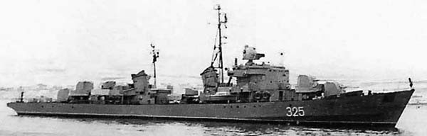 Kola class Frigates