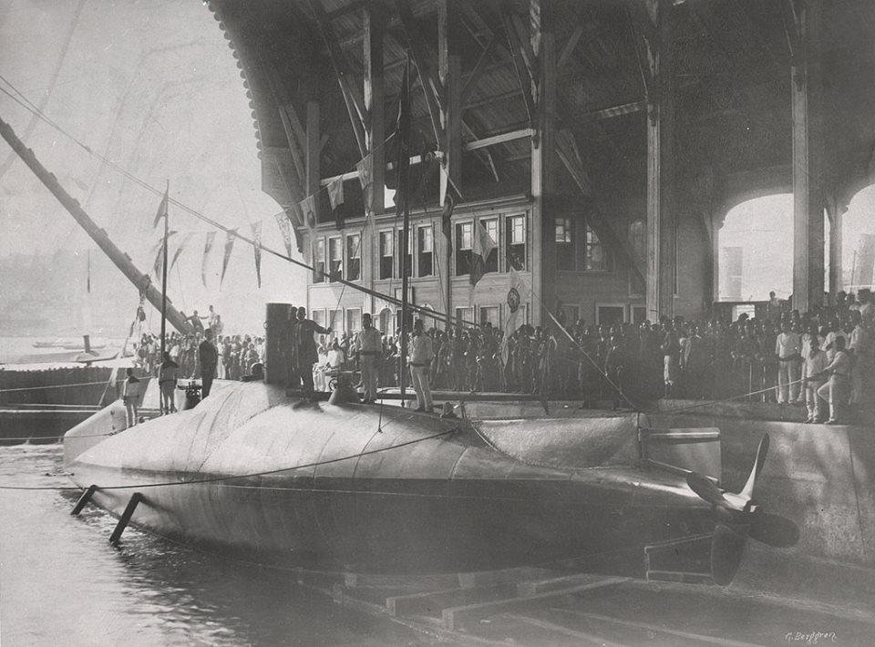 Launch ceremony of the Abdülhamid