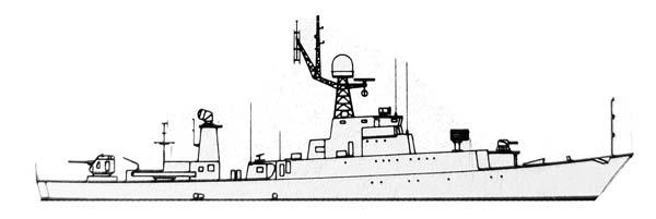 General scheme of the Parchim II