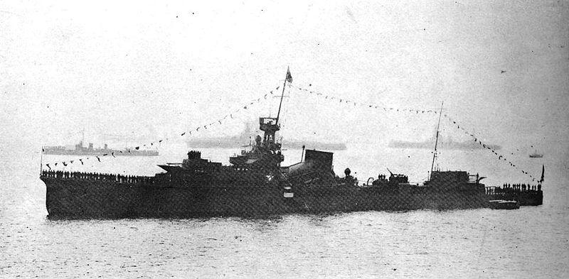 IJN Yubari cica 1930