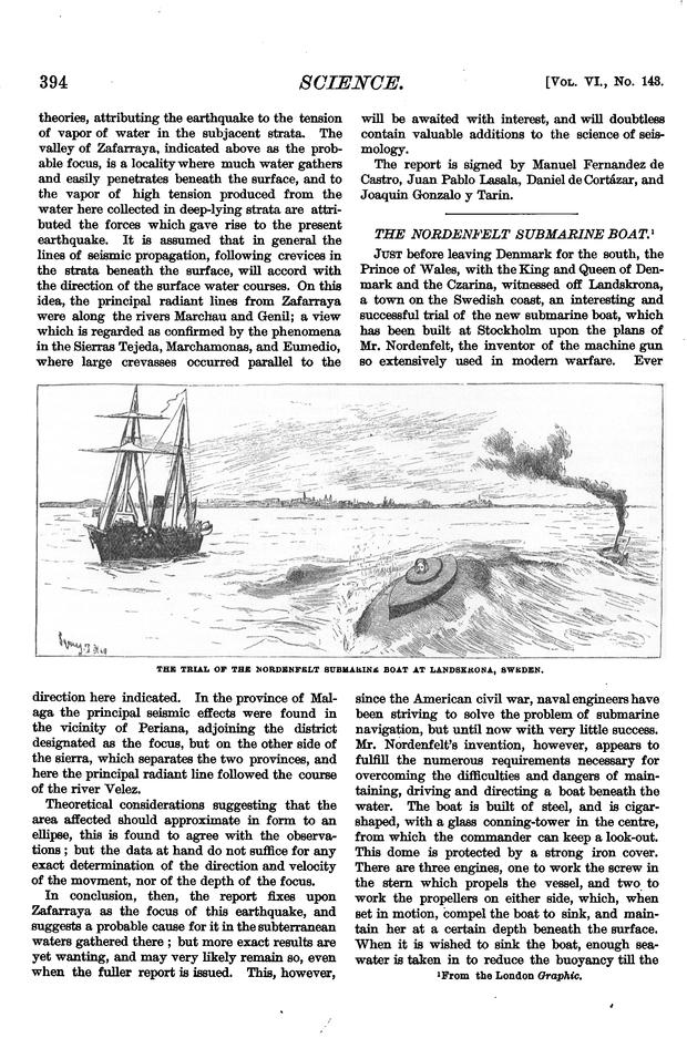 Science N°143 engraving