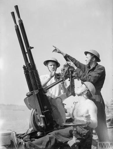 French Hotchkiss 13.2 mm M1929