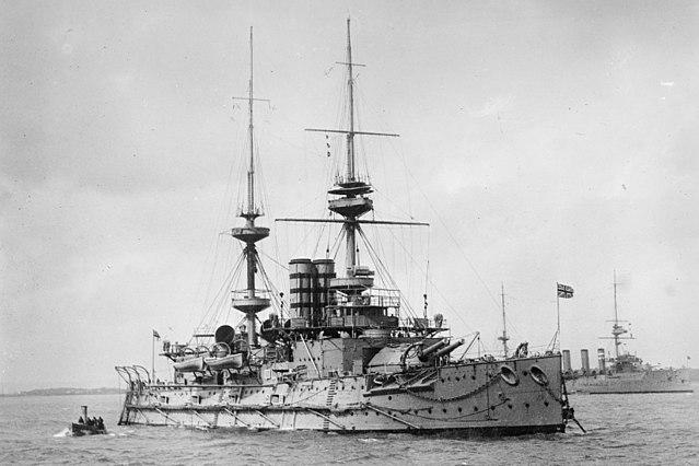 HMS Mars