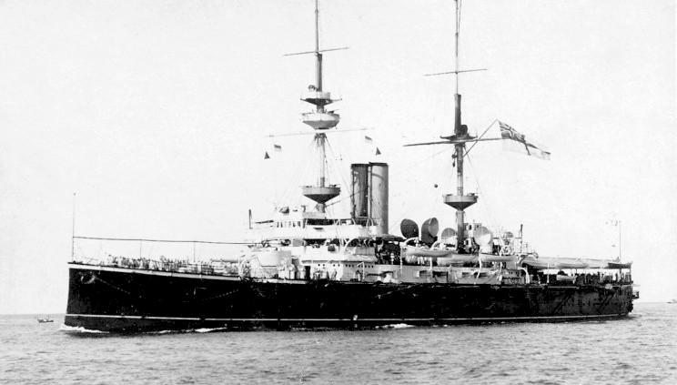 HMS_Renown_1895