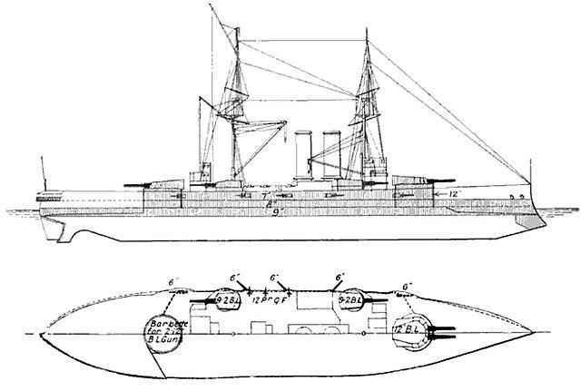King_Edward_VII_class_battleship