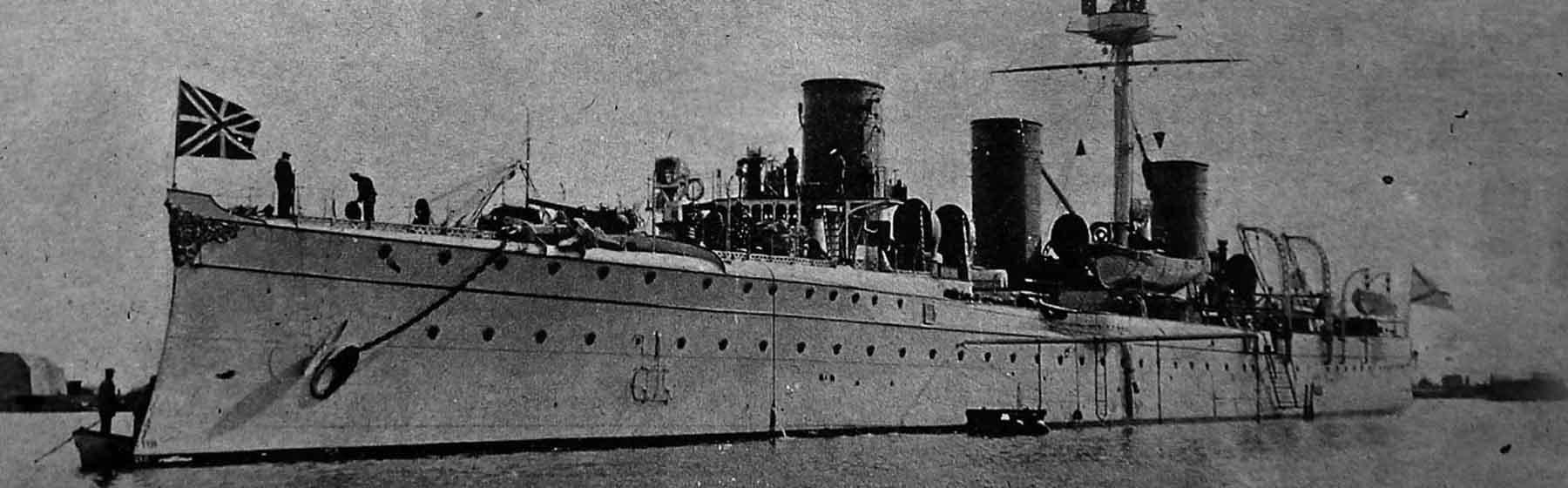 Russian cruiser Novik (1898)