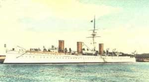 Novik, from a postcard