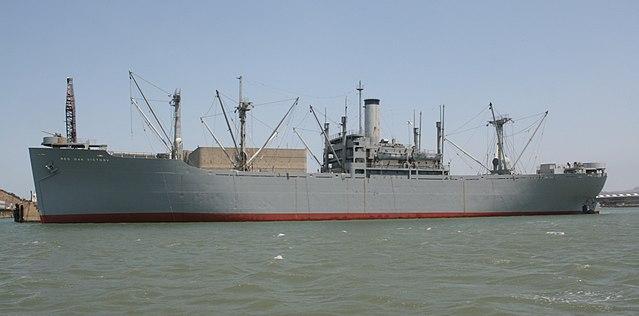 SS red Oak Victory