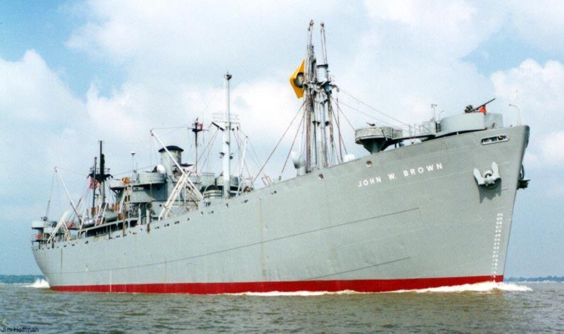 SS Jeremiah O Brien