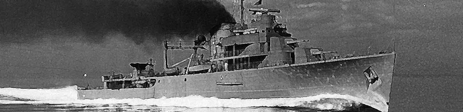 Tromp Class Cruisers (1937)