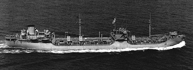 T2 tanker 1943