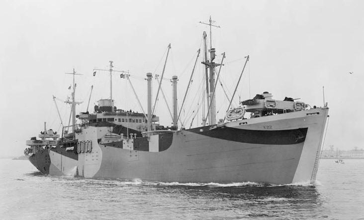 USS Folmalhaut, AK-22