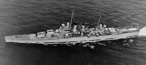 USS Wichita May 1940