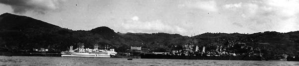 Nagasaki, September 1945