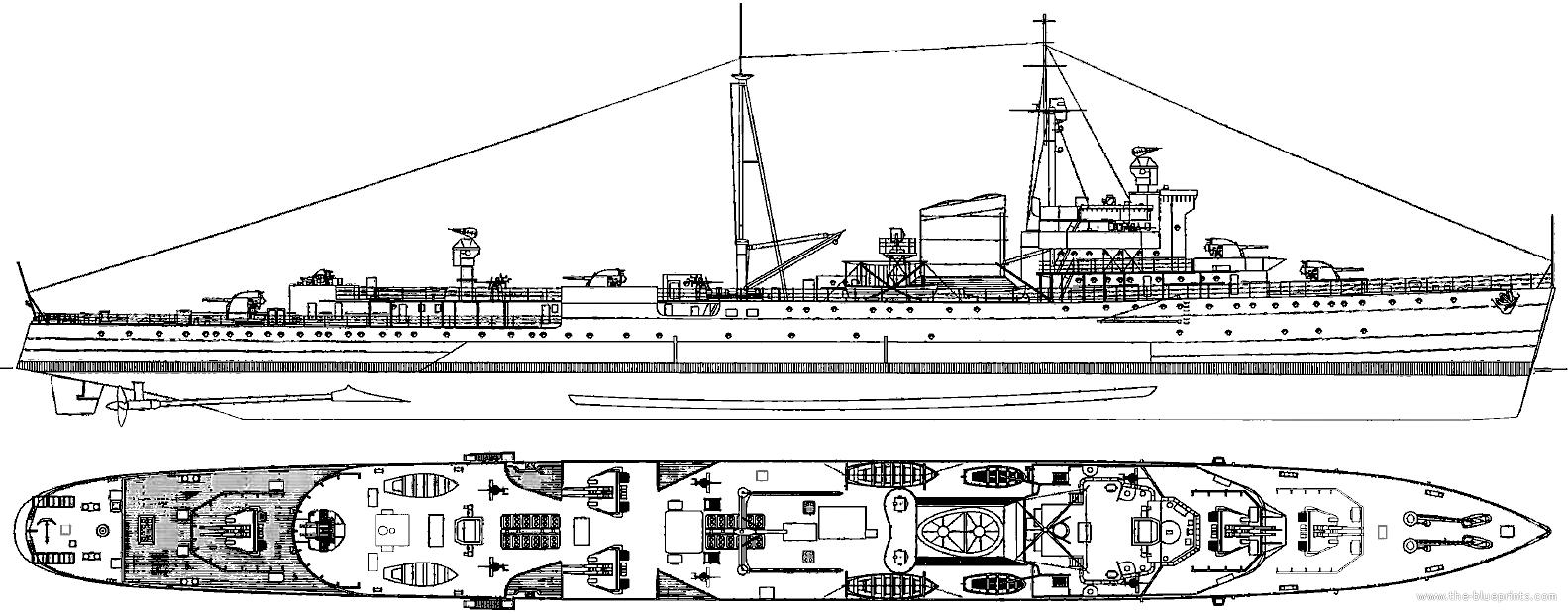 Hrms Jacob Van Heemskerck 1942