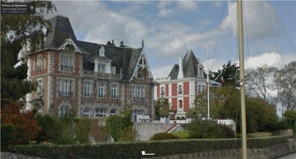 Lorient HQ, Google Maps