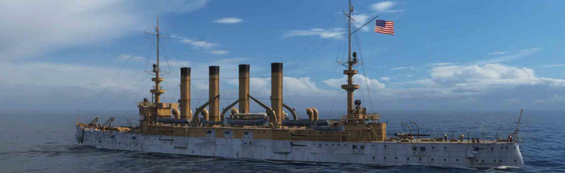 St Louis class cruisers (1904)
