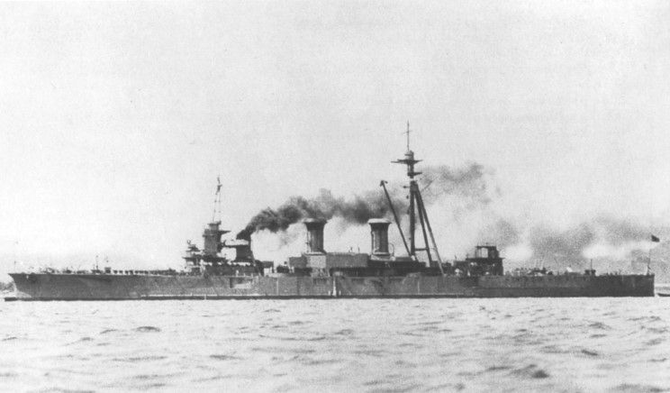 IJN Settsu in 1940