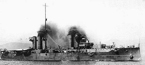 San Marco as built in 1911