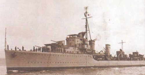 TGC Sultanhissar in 1945