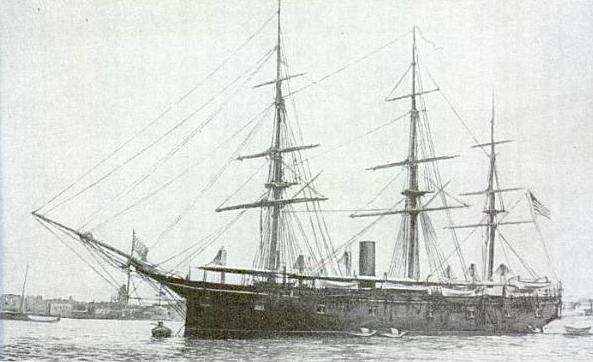 uss trenton 1876