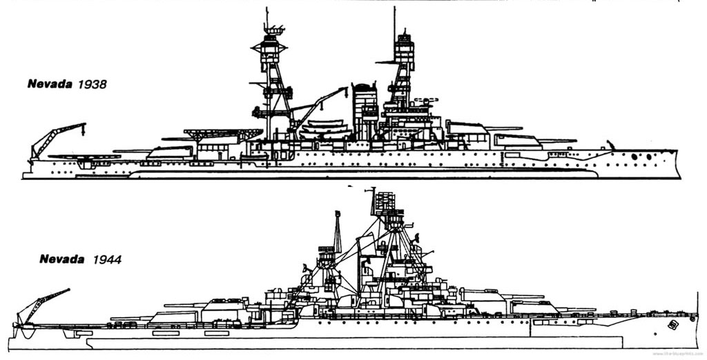 Details of the post-pearl harbor reconstruction