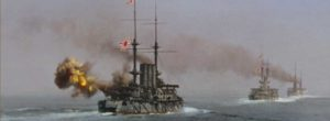 WW1 Japanese Battleships