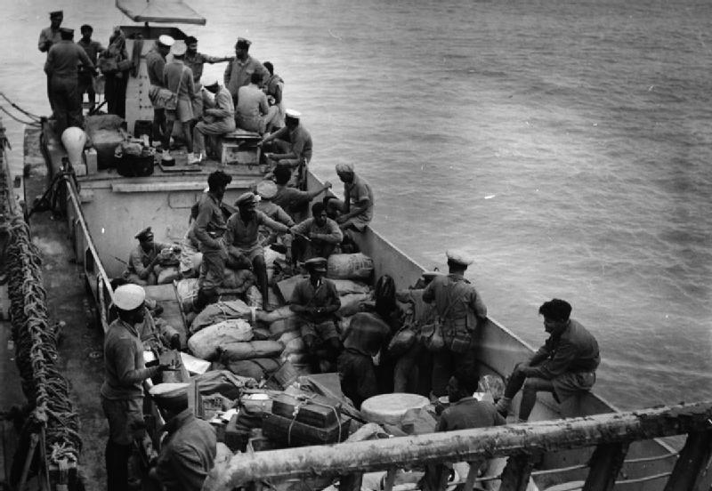 Commonwealth forces in Burma 1944-45