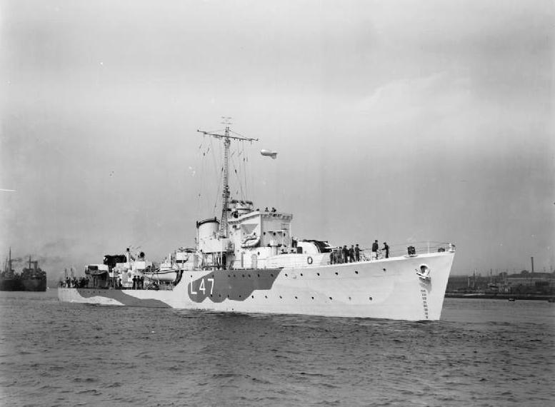HMS Blean