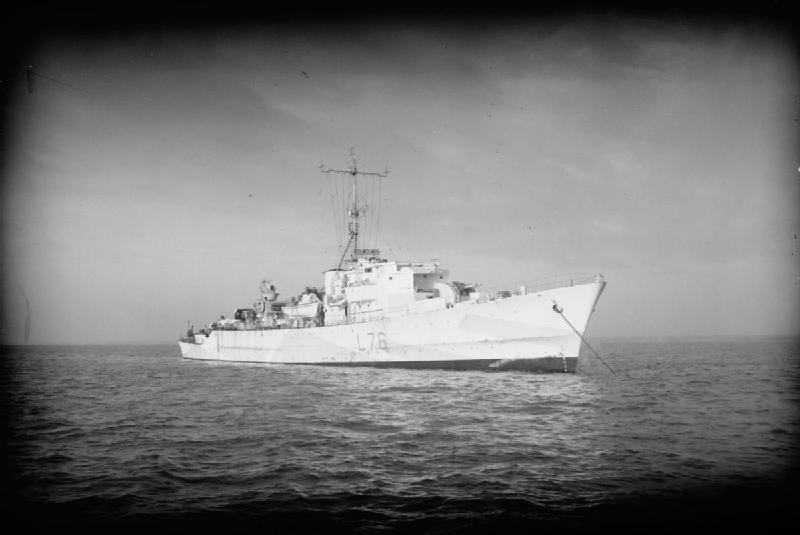 HMS Brecon, Type IV