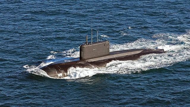 Kilo class subs