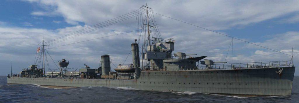 HMS Wakeful