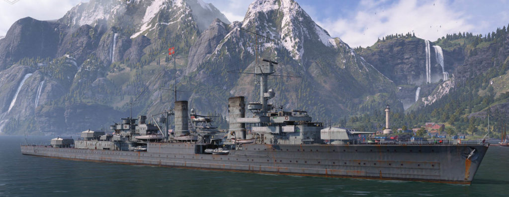 Wow's rendition of the Koenigsberg class