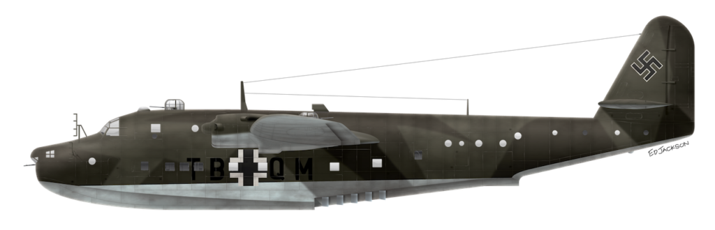 Another depiction of the BV 222