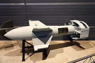 Fritz X radio-controlled bomb