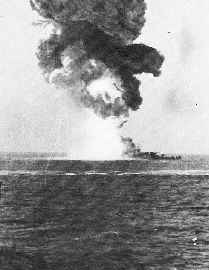 Italian_battleship_Roma_exploding1943