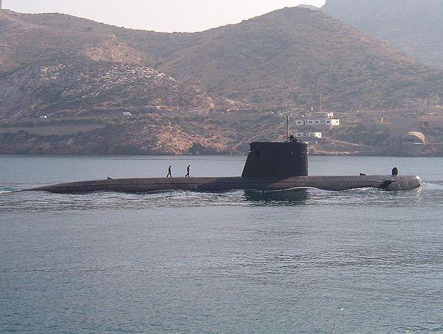 S-73 Mistral underway