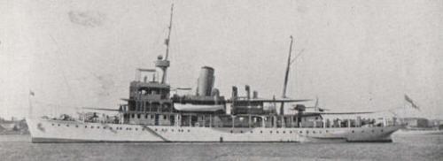 HMIS Lawrence in 1932