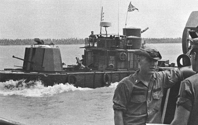 40 mm Monitor circa 1968