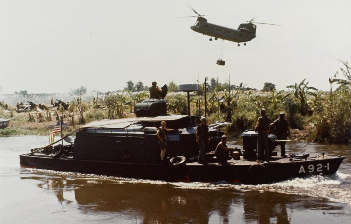 ASPB during Operation Coronado IX, November 1967