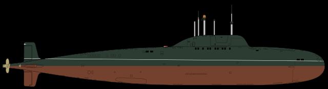 Alfa class SSN