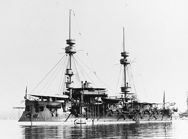 amiral baudin