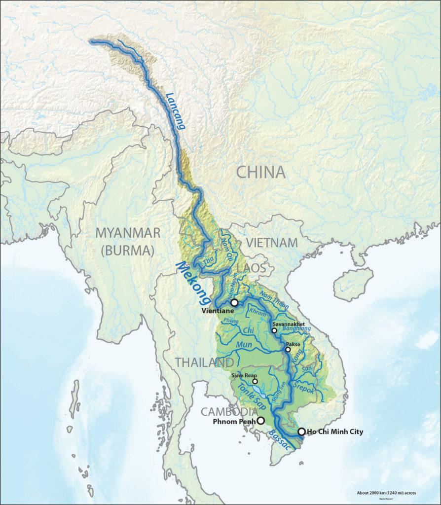 mekong basin