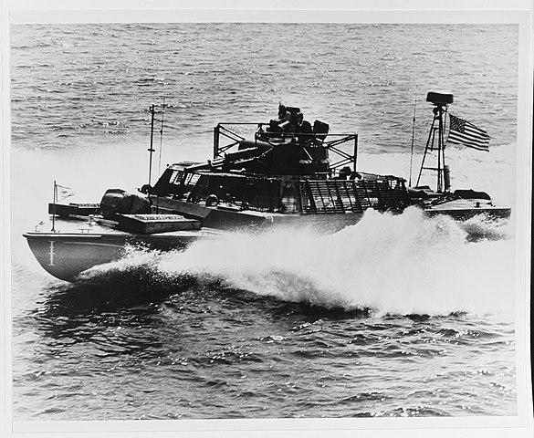 ASPB Mk.II Sikorsky Gunboat