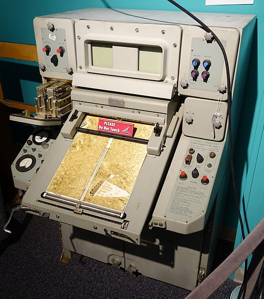 Sonar Console C Mark I
